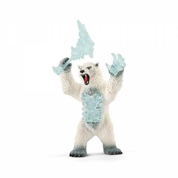 Schleich Eldrador Blizzard Bär 42510