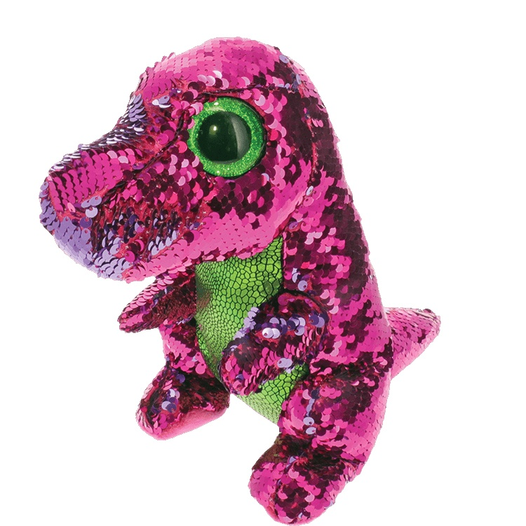 Ty Flippables Stompy Dino 24 cm