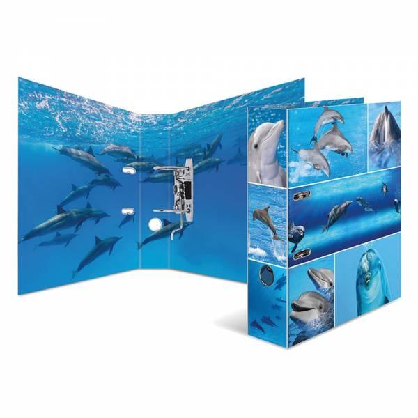 Herma Motivordner A4 Delfine