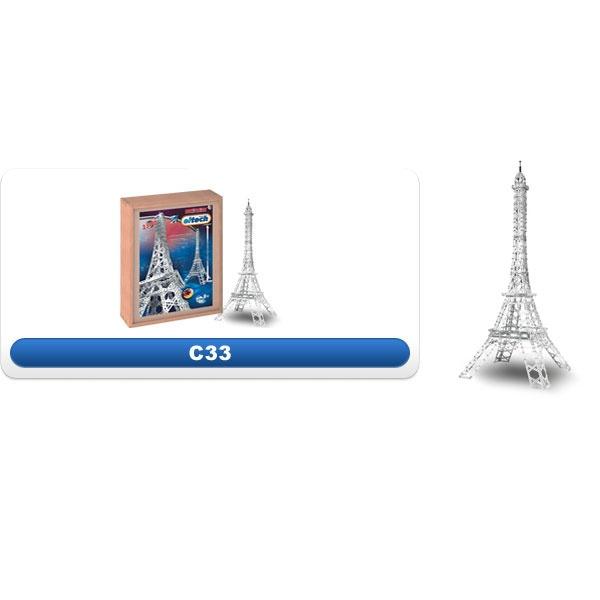 eitech Metallbaukasten C33 Eiffelturm