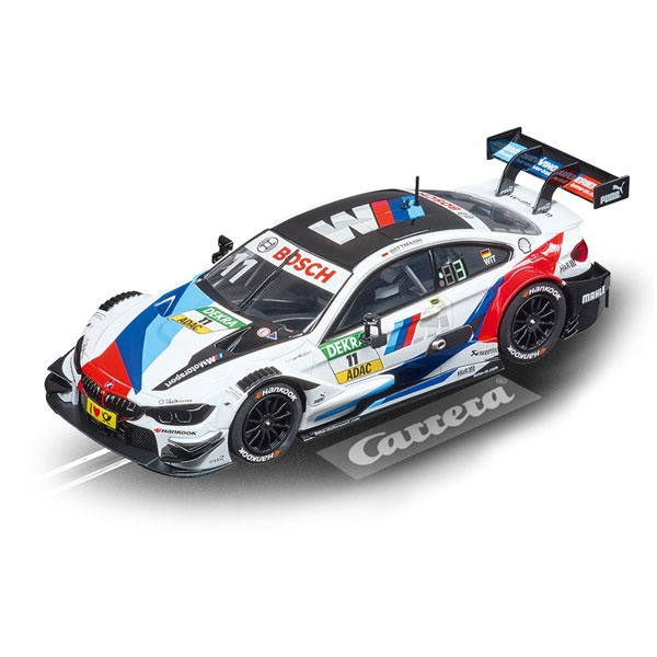 Carrera Digital 132 BMW M4 DTM M.Wittmann, No.11