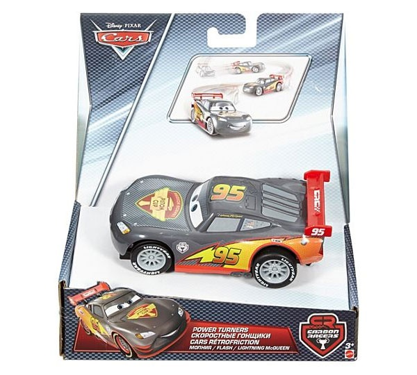Cars Power Tuners Lightning McQueen