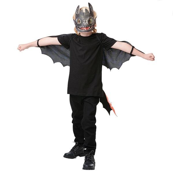 Kostüm Dragons 3 Toothless