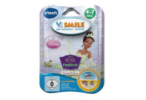 vtech V.Smile Lernspiel Küss den Frosch