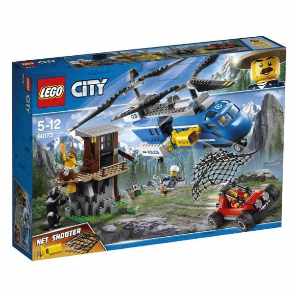 Lego City 60173 Festnahme in den Bergen