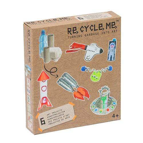 Re-Cycle-Me Bastelbox Themenbox Weltraum