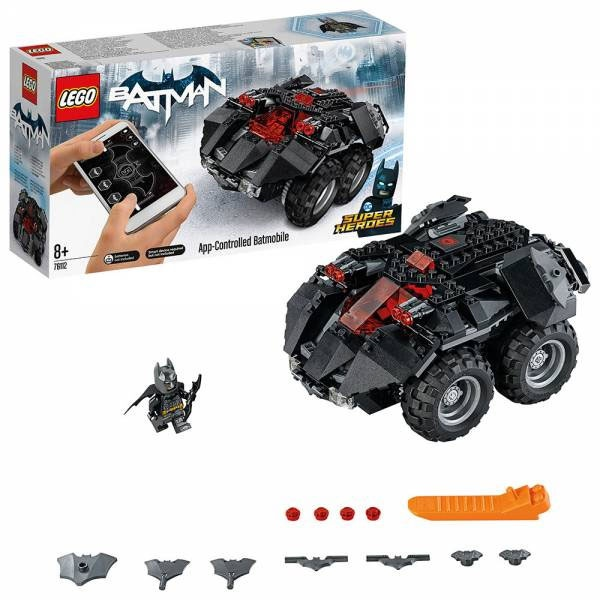 Lego Batman 76112 App-Gesteuertes Batmobile
