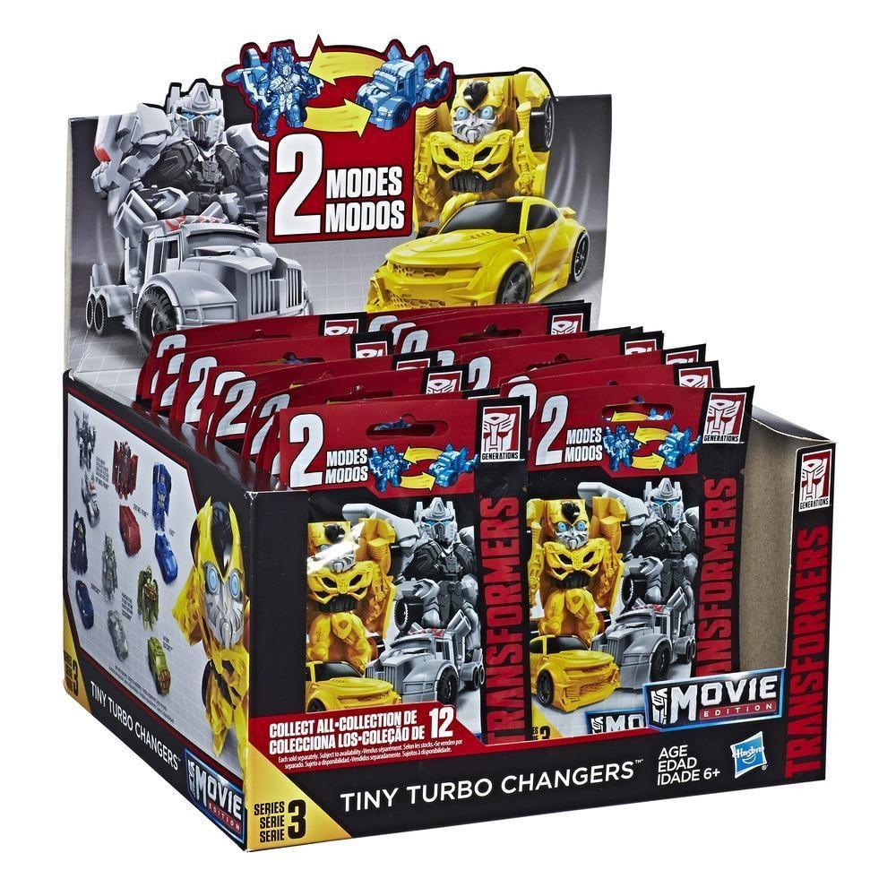Transformers Sammeltüte Tiny Turbo Changers