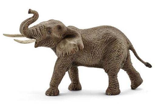 Schleich Afrikanischer Elefantenbulle 14762
