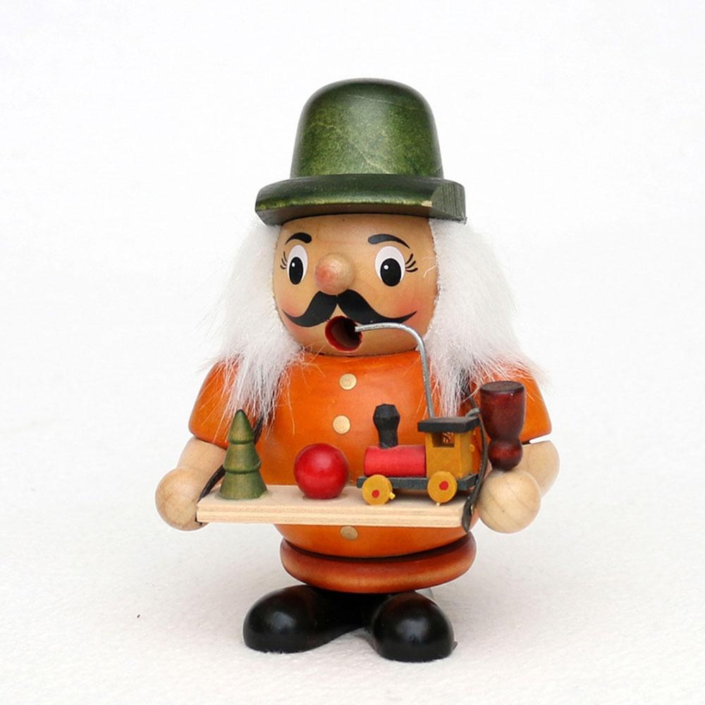 Räuchermännchen Spielzeughändler 12 cm