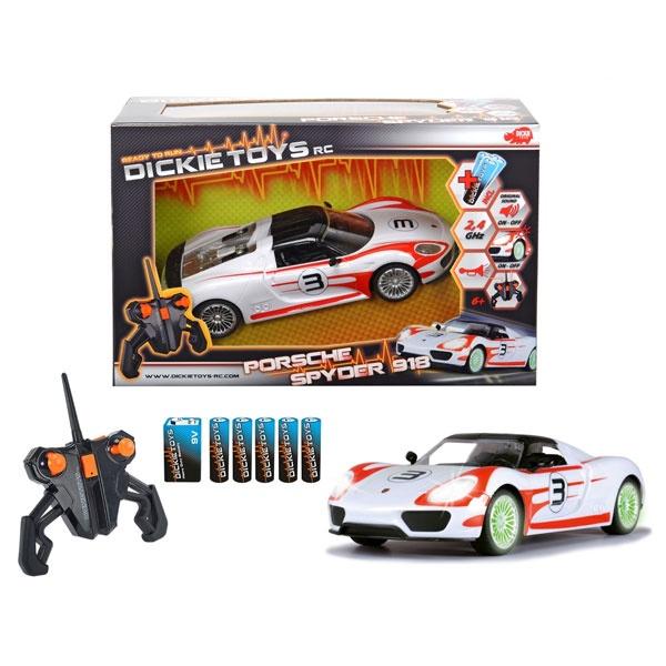 Porsche Spyder RC