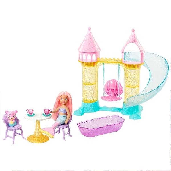 Barbie Dreamtopia Chelsea Meerjungfrauen-Spielplatz