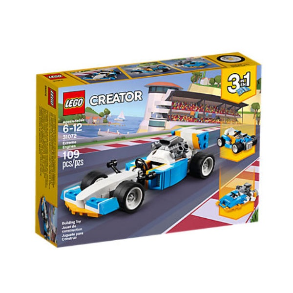 Lego Creator 31072 Ultimative Motor-Power