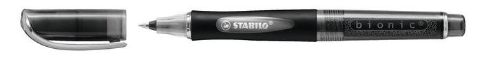 Stabilo Bionic Rollerball schwarz