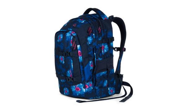 Ergobag Satch Pack Schulrucksack Waikiki Blue