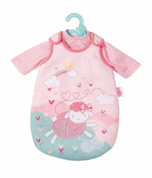 Zapf Creation Baby Annabell Schlafsack-Set