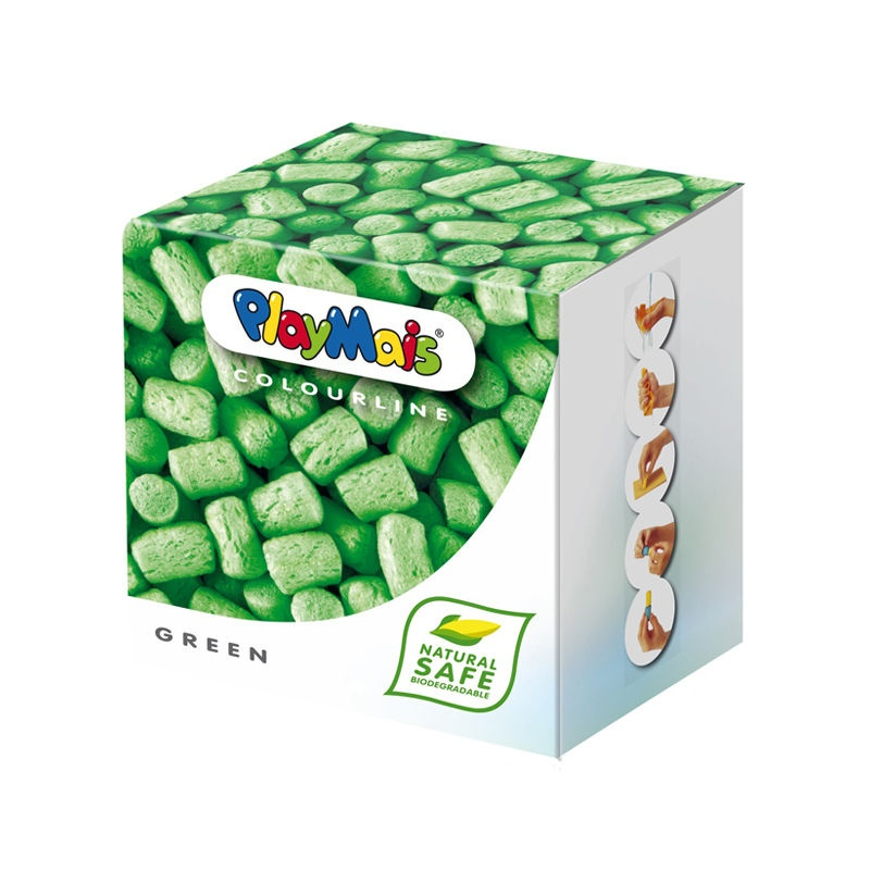 PlayMais Colourline grün