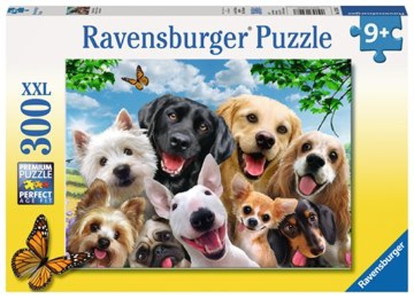 Ravensburger Puzzle Delighted Dogs