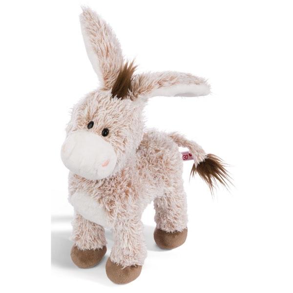 Nici Kuscheltier Esel stehend 30 cm