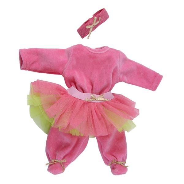 Puppenkleidung Meine Prinzessin Gr. 30-35 von Schildkröt