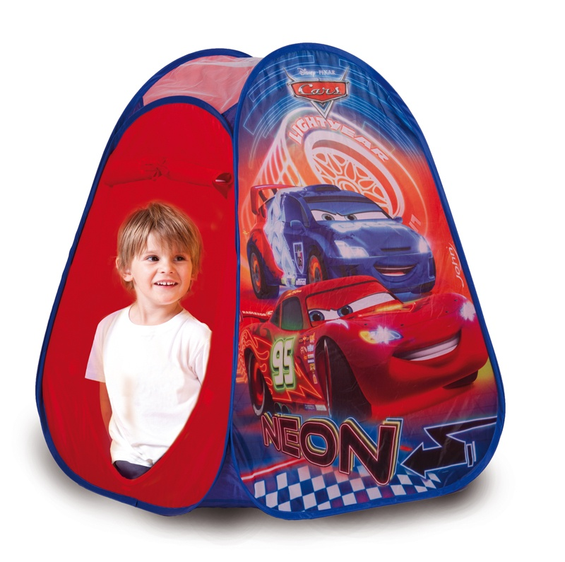 Pop Up Spielzelt Disney Cars Zelt