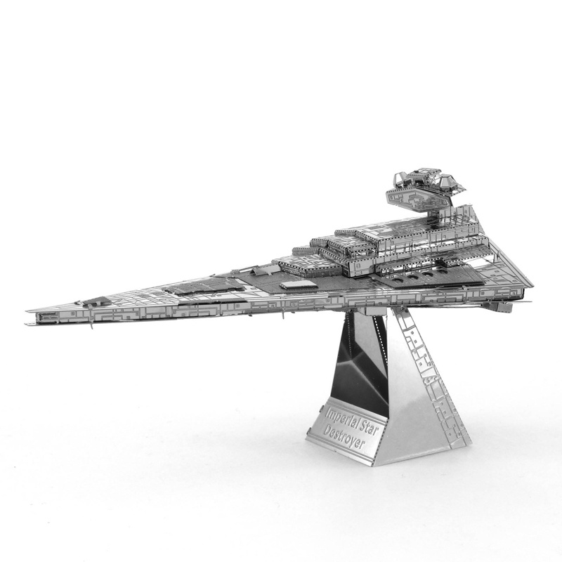 Bastelset Metal Earth Star Wars Imperial Star Destroyer