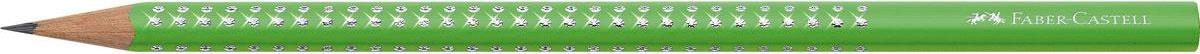 Faber Castell Bleistift Sparcle neon green