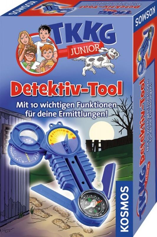 TKKG Junior Detektiv-Tool