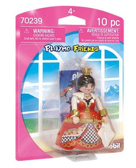 Playmobil 70239 Playmo-Friends Herzkönigin