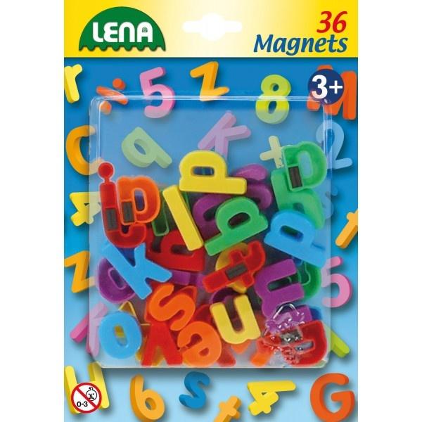 Magnet-Kleinbuchstaben 3 cm