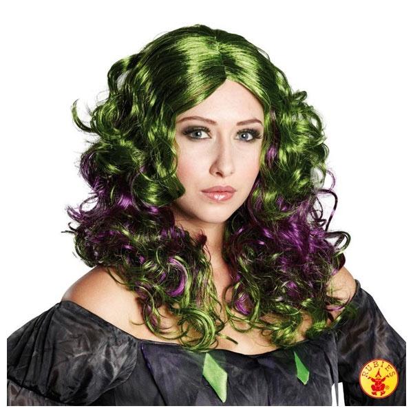 Kostüm-Zubehör Perücke Swamp Witch