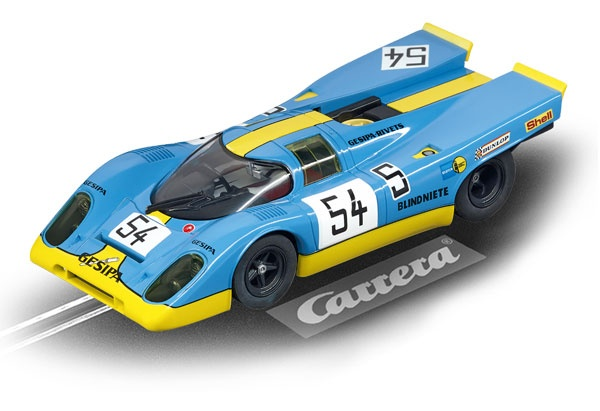 Carrera Digital 132 Porsche 917K Gesipa Racing Team No.54