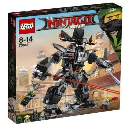 Lego Ninjago Movie 70613 Germadon´s Robo-Hai