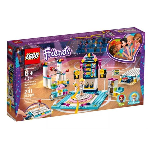 Lego Friends 41372 Stephanies Gymnastik-Show