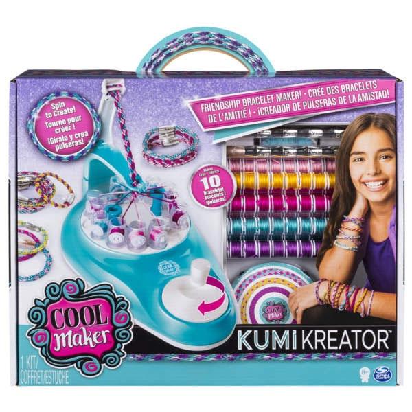 Kumi Kreator Studio von Spinmaster
