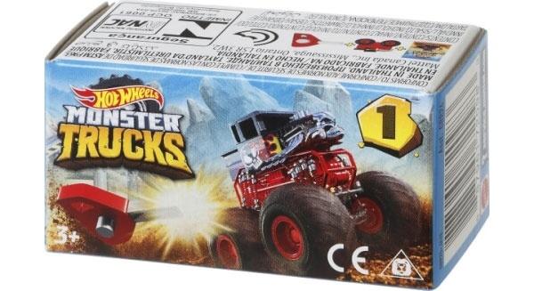 Hot Wheels Monster Minitruck
