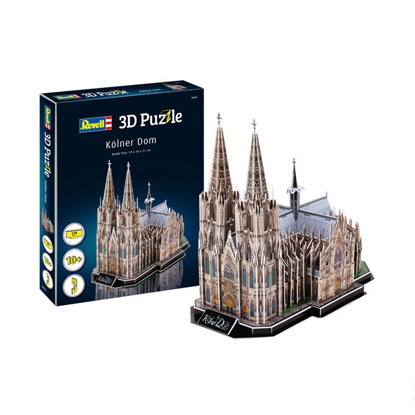 Revell 3D Puzzle Kölner Dom