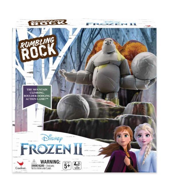 Dies Eiskönigin Frozen II Rambling Rock Spiel