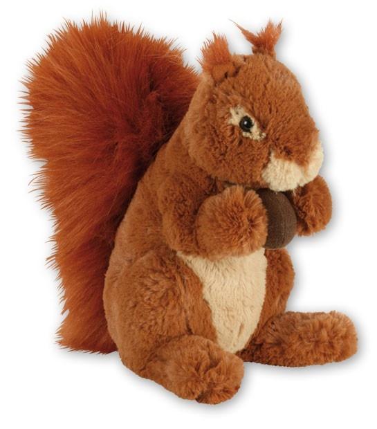 Softissimo Plüschtier Eichhörnchen  25 cm