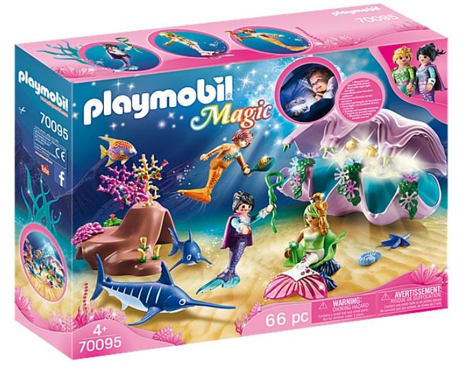 Playmobil 70095 Magic Nachtlicht Perlenmuschel