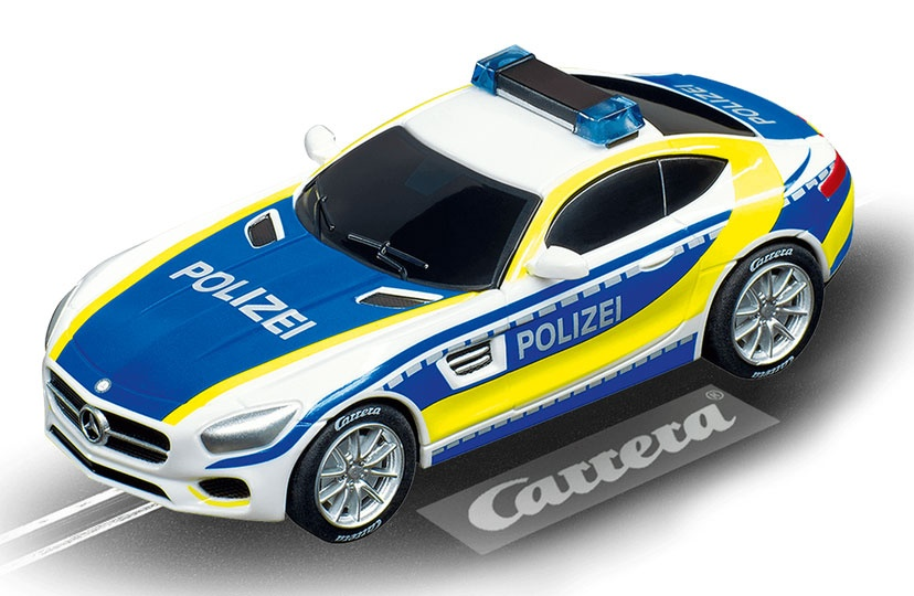 Carrera Digital 143 Mercedes-AMG GT Coupé Polizei 41411
