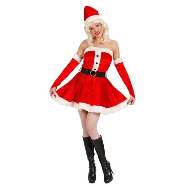 Kostüm Miss Santa M 38-40