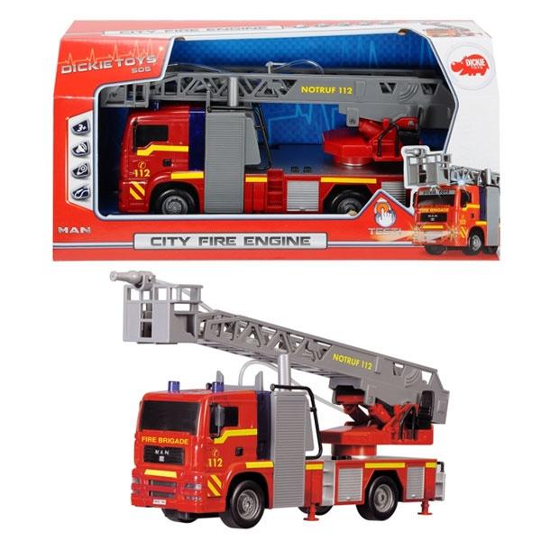 Feuerwehr mit Funktion