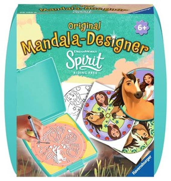 Ravensburger Mini Mandals Designer Spirit