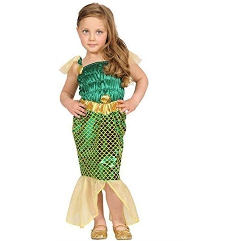 Kostüm Meerjungfrau Gr. 98