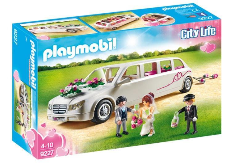 Playmobil 9227 City Life Hochzeitslimousine