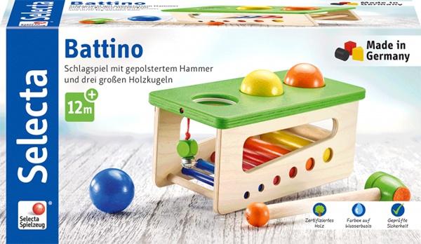 Battino Klopfbank 22 cm