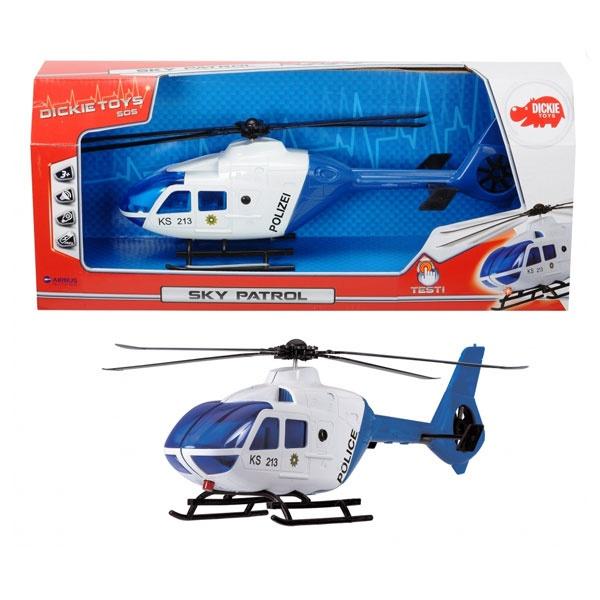 Sky Patrol Polizei Flugzeug