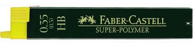 Faber Castell Feinmine Super-Polymer 0,35mm HB