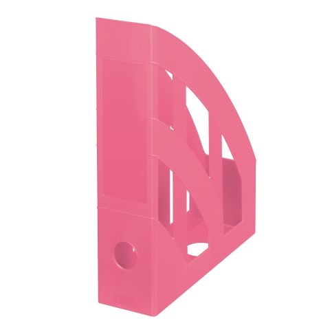 Herlitz Stehsammler classic indonesia pink